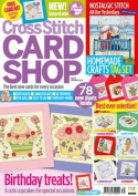 Cross Stitch Card Shop (UK) - 1 year subscription - 6 issues