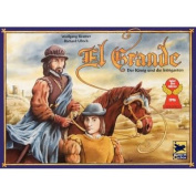 El Grande Decennial Board Game