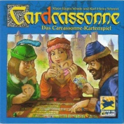 Cardcassonne Card Game