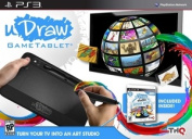 uDraw Game Tabletwith uDraw Studio Instant Artist