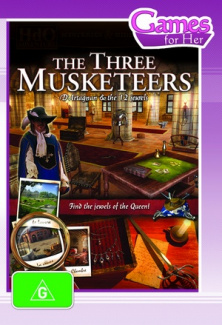 Three Musketeers - Games for Her