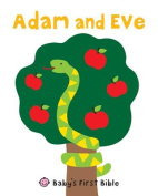 Adam and Eve (Baby's First Bible) [Board book]