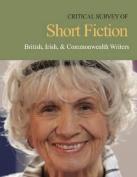 British, Irish & Commonwealth Writers