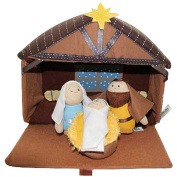 Nativity Plush Play Set