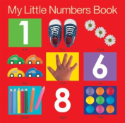 My Little Numbers Book (My Little Books) [Board book]