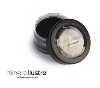Minerallustre Black Gel Eye Liner