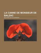 La Canne de Monsieur de Balzac [FRE]