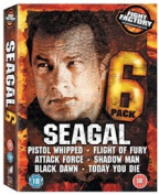Seagal Collection [Region 2]