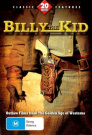Billy the Kid Collection Complete (Inc. Billy the Kid in Texas / Panhandle Trail / Wild Horse Phantom)  [4 Discs]