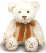 Bedtime Prayer Bear