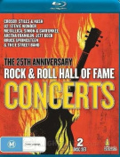 25th Anniversary Rock And Roll Hall Of Fame Concerts [Region B] [Blu-ray]