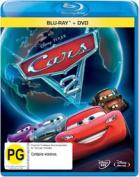 Cars 2 (2BD/DVD) [Region B] [Blu-ray]