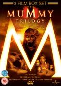 Mummy/The Mummy Returns/The Mummy [Region 2]