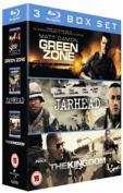Green Zone/Jarhead/The Kingdom [Region B] [Blu-ray]