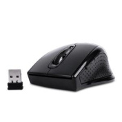 Mouse W/Less 2.4GHz Optical 1000DPI with Nano Dongle