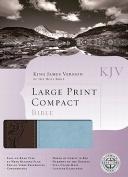 Large Print Compact Bible-KJV [Large Print]