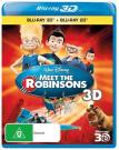 Meet the Robinsons  [Region B] [Blu-ray]