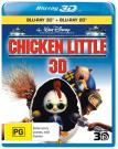 Chicken Little  [Region B] [Blu-ray]