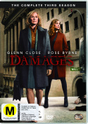 DAMAGES SEASON 3 [Region 4]