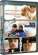 Revolutionary Road/Babel/The Kite Runner [Region 2]
