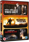True Grit/No Country for Old Men/Shutter Island [Region 2]