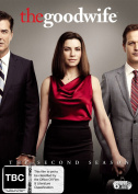 The Good Wife - The Second Season [Region 4]