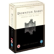 Downton Abbey: Series 1 and 2 [Region 2]