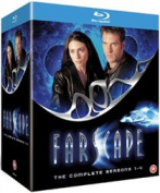 Farscape [Region 2] [Blu-ray]