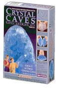 Crystal Caves Geode Growing Kit