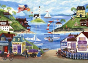Ravensburger Lovely Seaside - 500 Piece Puzzle