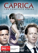 Caprica: The Complete Series [Region 4]