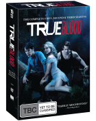 True Blood - Seasons 1-3  [15 Discs] [Region 4]