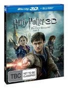 Harry Potter and the Deathly Hallows - Parts 2 Blu-ray 3D [Blu-ray]