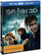 Harry Potter and the Deathly Hallows Part 1 Blu-ray 3D [Blu-ray]