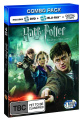 Harry Potter & The Deathly Hallows - Part 2 Combo [Region B] [Blu-ray]