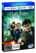 Harry Potter & The Deathly Hallows - Part 2 Combo [Blu-ray]