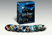 Harry Potter The Complete Collection Box set [Region B] [Blu-ray]