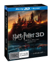 Harry Potter and the Deathly Hallows - Parts 1 and 2 Blu-ray 3D [Blu-ray]