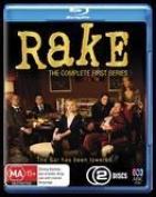 Rake: Series 1 [Region B] [Blu-ray]