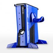 Xbox 360 Slim Console Vault  Urban Blue [Xbox]