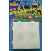Hama Beads - 4 Large Square Pegboards