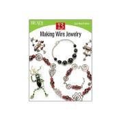 Kalmbach Publishing Books-Making Wire Jewellery