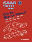 SAAB 900 16 Valve Official Service Manual