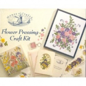 Flower Pressing Craft Kit