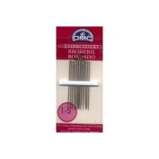 DMC Hand Sewing Needles - Embroidery size 1/5