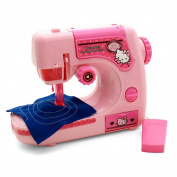 HELLO KITTY CHAINSTITCH SEWING MACHINE