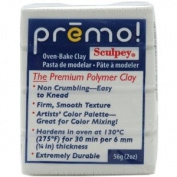 Premo Sculpey Polymer Clay 60mls-White
