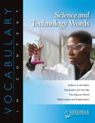 Science and Technology Words (Vocabulary in Context