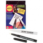 Alex Super Sleuth Secret Marker Kit