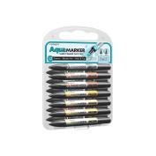 Letraset Aquamarker New 12 Pen Set - Set 2